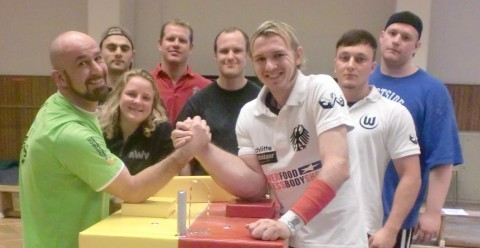 Hamburg International Armwrestling Cup 2012